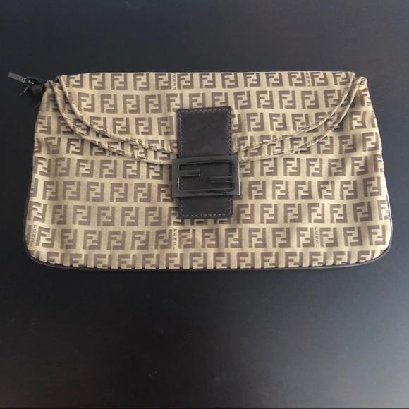 Fendi Handbags - Used Fendi handbag 27f300b94f3c1